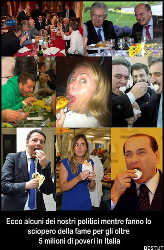Ecco alcuni dei nostri politici immagini for Tutti i politici italiani