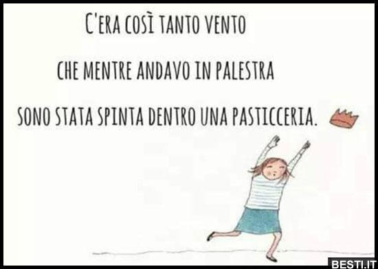 Cera Così Tanto Vento Bestiit Immagini Divertenti Foto