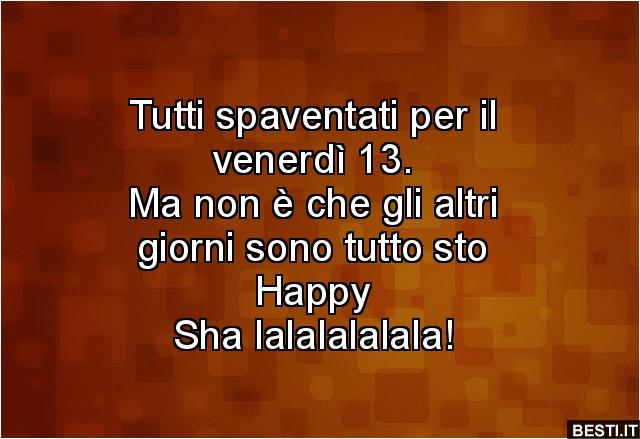 Immagini Divertenti Di Venerdi 13 Powermall