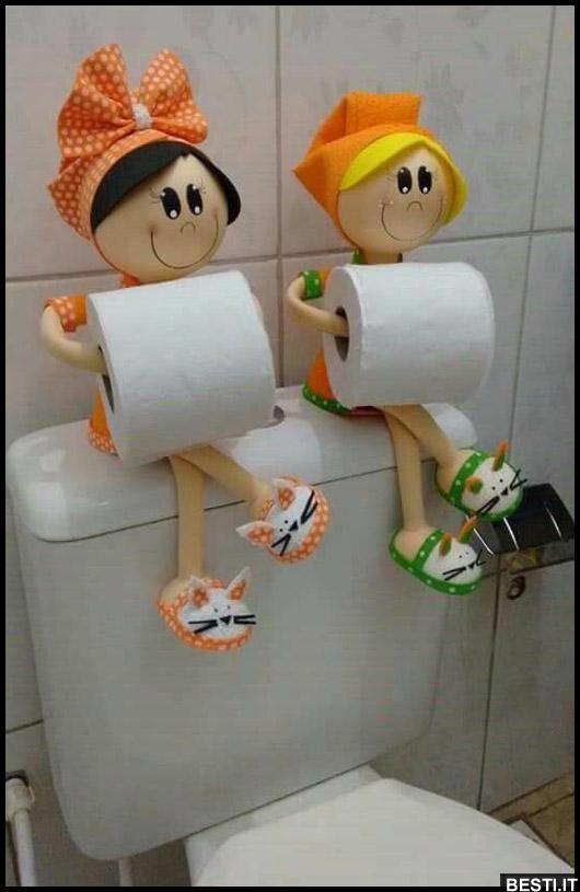 Porta carta igienica immagini divertenti - Albero porta carta igienica ...