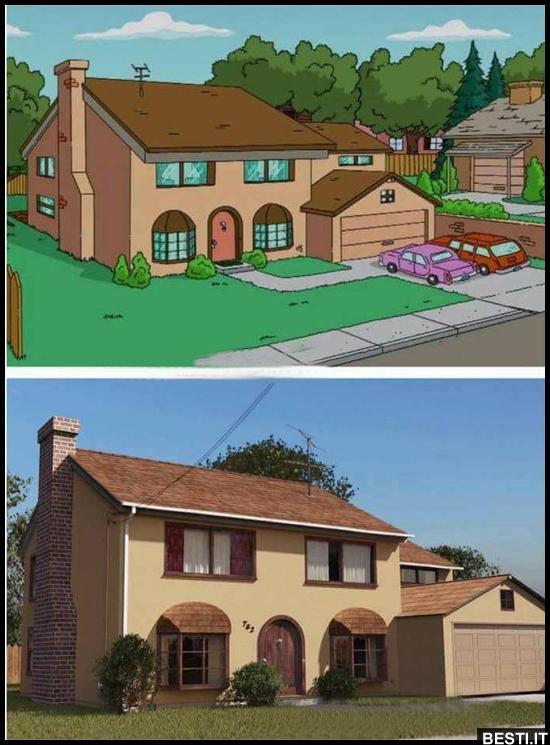 la casa dei miei sogni immagini divertenti