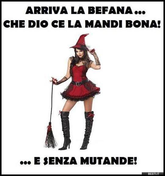 Arriva La Befana Bestiit Immagini Divertenti Foto Barzellette